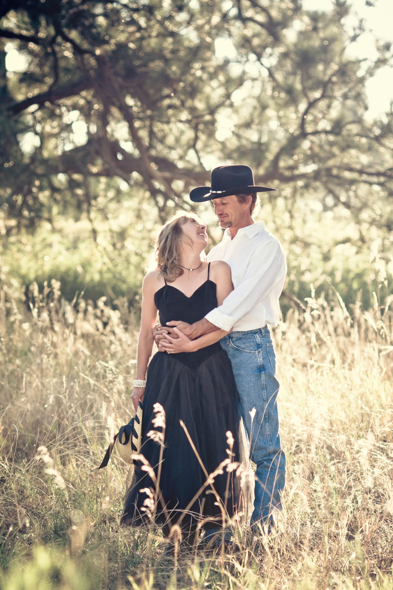 The Farmer & His girl
